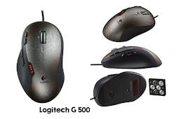 Mouse yang cocok untuk gaming Logitech G 500