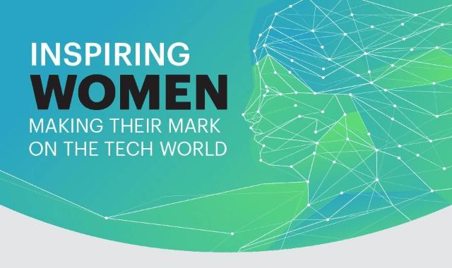 Inspiring Women Making Their Mark on the Tech World