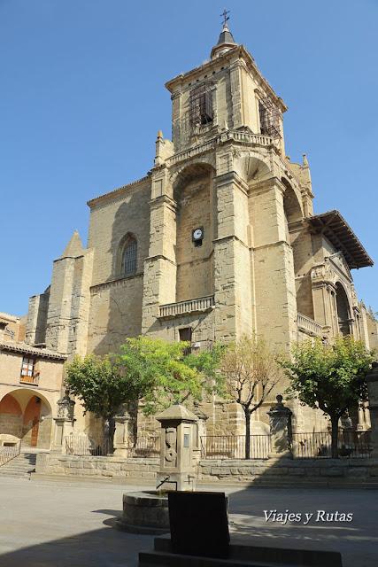 Iglesia de Santa María de la Asunción, Viana. Navarra