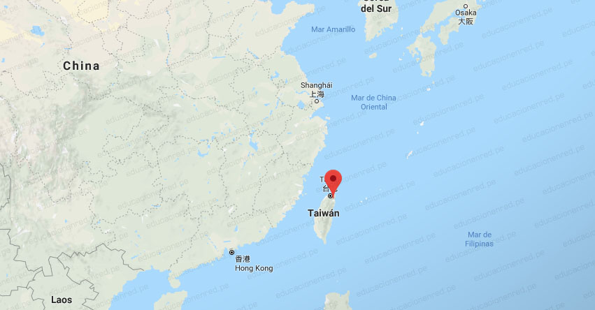 Terremoto en Taiwán - China de Magnitud 6,0 - Alerta de Tsunami (Hoy Martes 23 Octubre 2018) Sismo Temblor EPICENTRO - Taipéi - Yilan - USGS