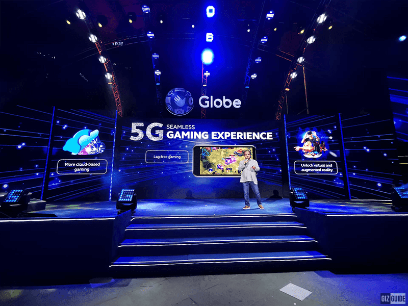 Globe plans to launch 5G network in the coming weeks