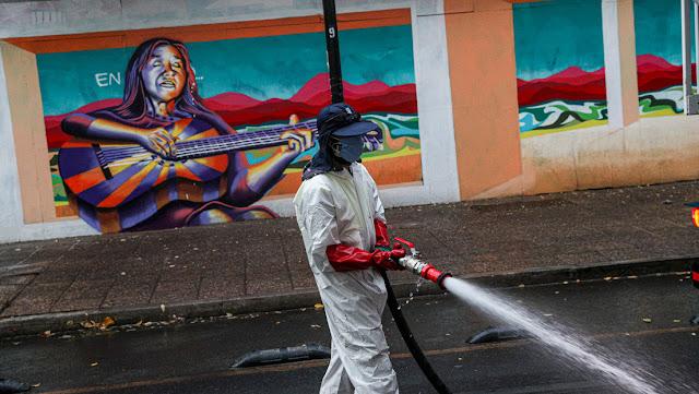 Chile registra 552 casos nuevos de coronavirus y ya supera los 14.000 infectados y 200 fallecidos