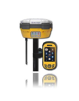 JUAL GPS GEODETIC HI TARGET V30 GNSS RTK DI BATAM