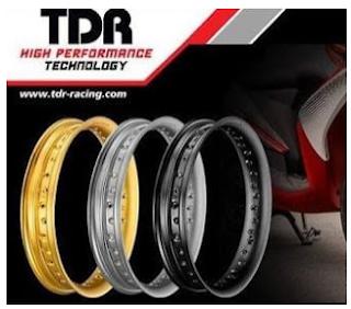 Velg TDR Ring 14