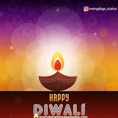 deepawali |Everyday Whatsapp Status | UNIQUE 50+ Happy Diwali Images HD Wishing Photos
