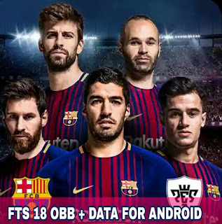 FTS 18 Apk Mod Data Mod Download
