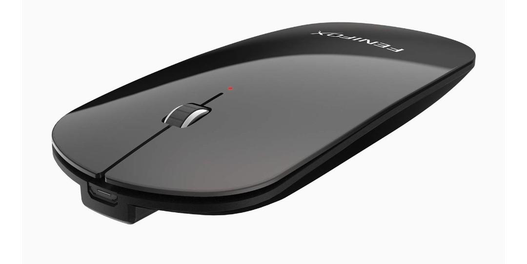 FENIFOX Flat Rechargeable Bluetooth Mouse
