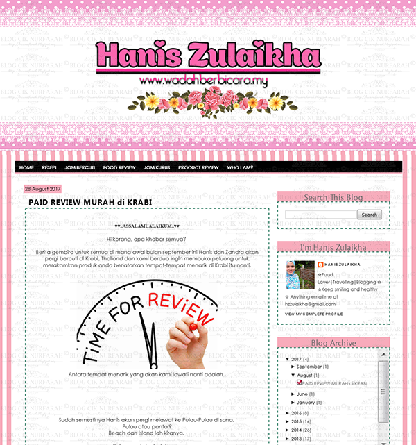 Blog Design 74