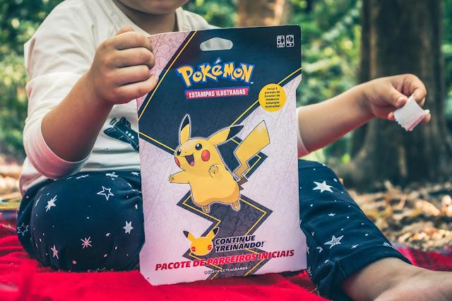 Blister Gigante Pokémon - Pikachu