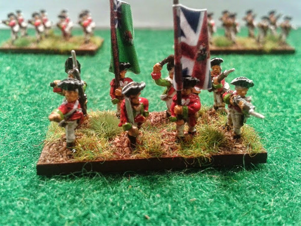 The 5th Regiment of Foot picture 2