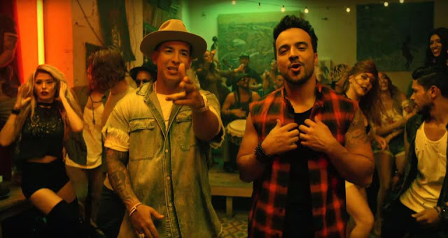 Cảm âm bài Despacito - Luis Fonis ft Daddy Yankee
