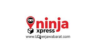 Lowongan kerja Ninja Express Terbaru Bulan Juni 2020 Lokasi Penempatan Jawa Barat