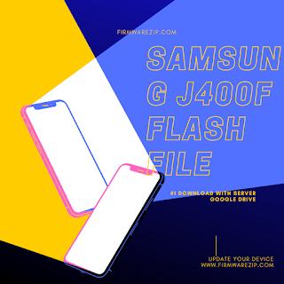 samsung j400f flash file