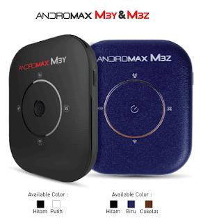 Modem WIFI Andromax M3Y & M3Z