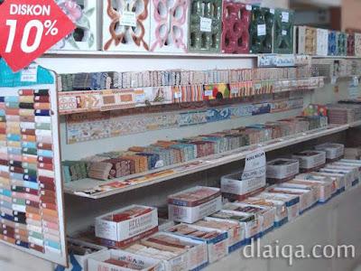 Produk Penunjang Keramik (Lantai dan Dinding)