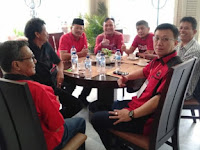 Selamat Atas Terpilihnya Ketua PDI Perjuangan Kota Medan: Bapak Hasyim SE