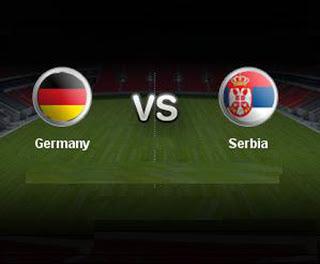 مشاهدة مباراة المانيا وصربيا بث مباشر اليوم