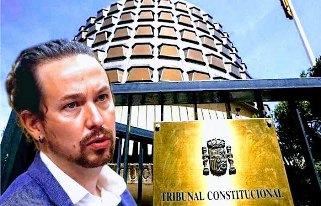 Tribunal Constitucional anuló decretó que autorizó la participación de Pablo Iglesias en la comisión encargada del Centro Nacional de Inteligencia de España