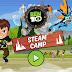 Ben 10 Steam Camp - HTML5 Game