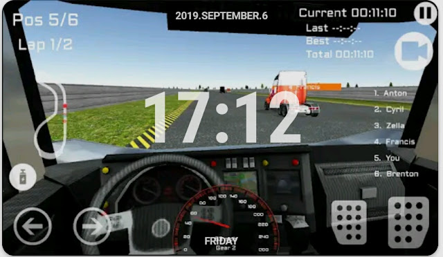 تحميل لعبة شاحنة متسابق 2019 آخر إصدار للأندرويد.