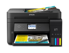 WorkForce ET-4750 EcoTank Printer Driver Download