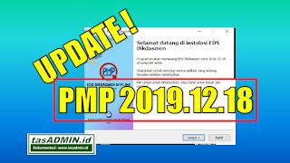 download update pmp versi 2019.12.18
