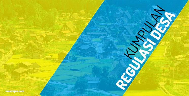 Kumpulan-Regulasi-Desa-Terupdate