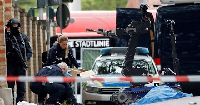 Sajtóértesülés: egy német férfi a hallei lövöldözés elkövetője