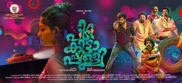 Pidikittapulli Malayalam movie, mallurelease