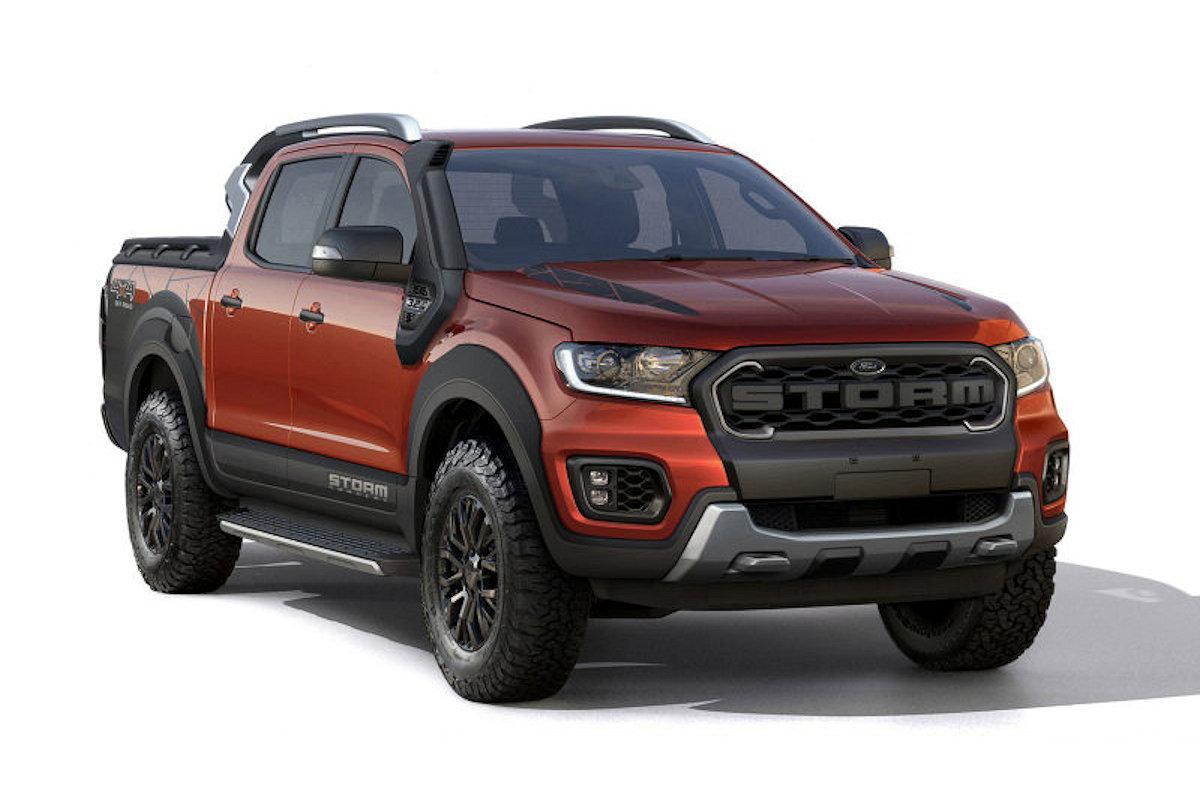 Ranger Wildtrak 2020 Ford Ranger Raptor Ford 2020