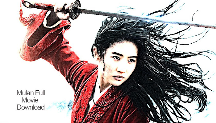 Mulan 2020 full movie download in Mp4 leaked by Fmovies