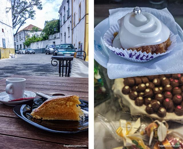 Pão de rala de Évora, doce típico de Portugal