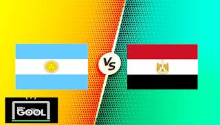 مشاهدة مباراة مصر والأرجنتين بث مباشر كورة جول اليوم 25-07-2021 في الألعاب الأولمبية 2020
