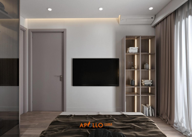Phong cách nội thất Modern (hiện đại)