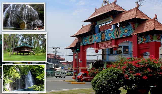 Tourist Spots in Mindanao
