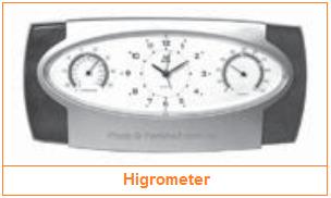 Higrometer - Alat Pengukur Kelembapan Udara