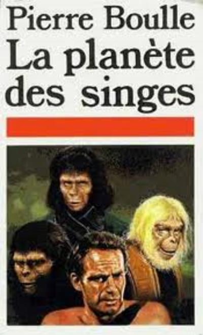 ملخص و ترجمة للمحاور الاساسية لكتاب La planète des singes