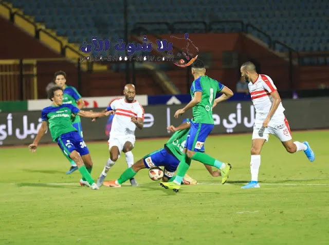 التشكيل المتوقع لنادي الزمالك اليوم امام الجونة في الدوري المصري