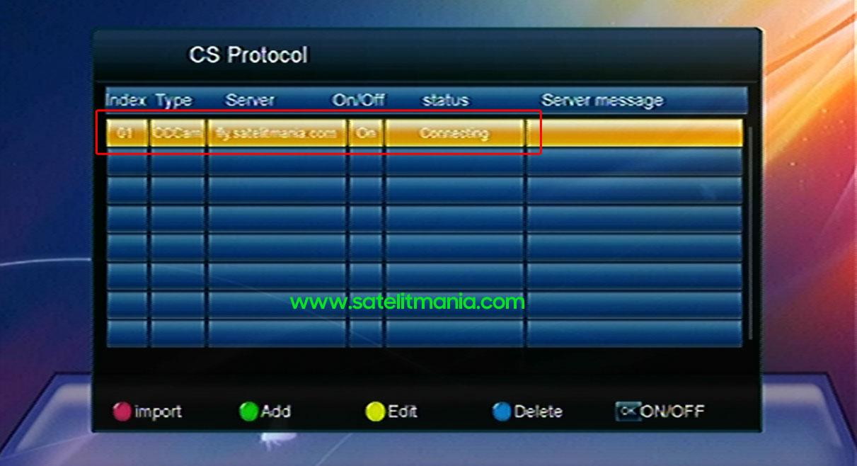 Koneksi Tiket Fly ke Internet di Receiver Skybox A1