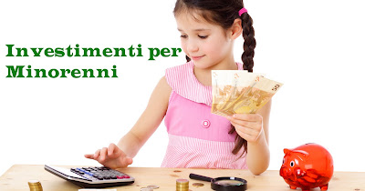 Migliori investimenti per minorenni: quali sono?