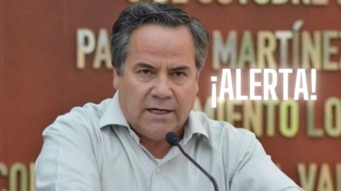 ¡Diputado RAMIRO tiene amenazados a 2 periodistas!