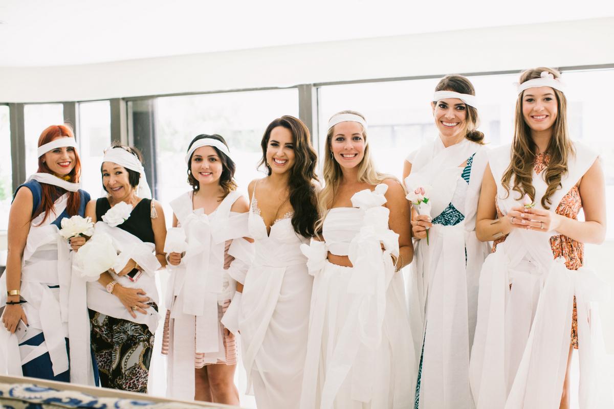 My Très Chic Bridal Shower - Kelly Saks