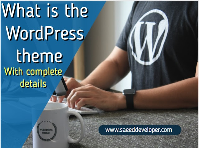 What is the wordpress theme   What is a wordpress theme