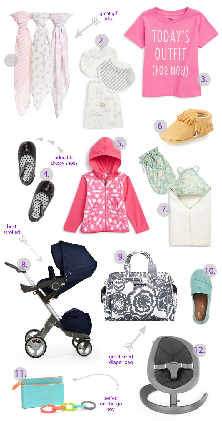 The Best of Nordstrom Baby Products  Sale Picks