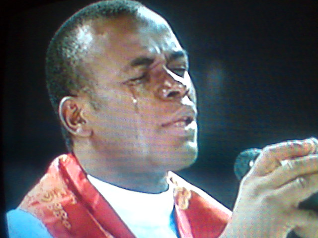 JUST IN!!! My Soul Is Restless, Forgive Me – Fr.Mbaka Retraces His Steps, Finally Apologizes To GEJ