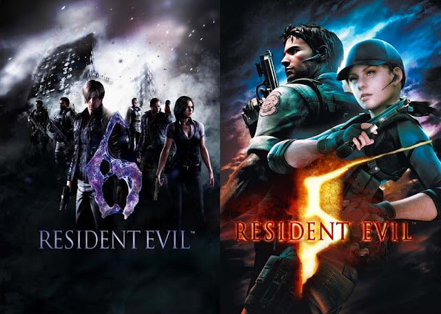 Resident Evil 5 and Resident Evil 6 games on Switch get a launch video