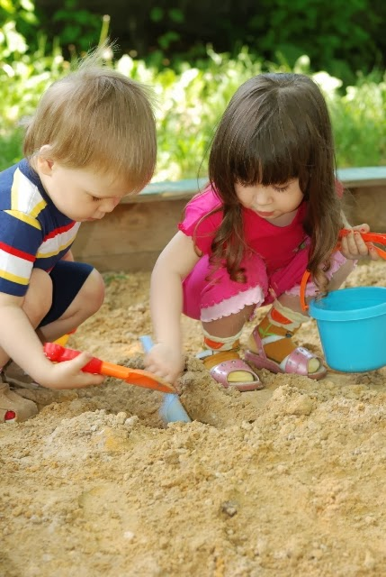 NAMC Free Flowing Montessori Environment