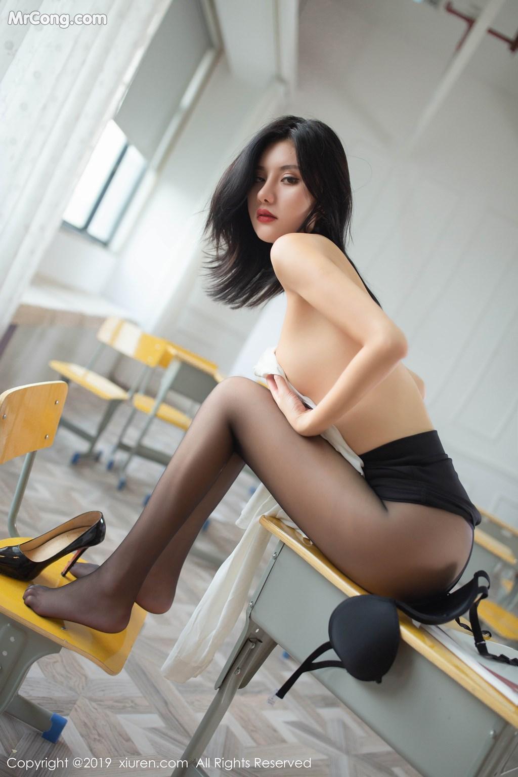 Image XIUREN-No.1690-Jiu-Shi-A-Zhu-A-MrCong.com-087 in post XIUREN No.1690: Jiu Shi A Zhu A (就是阿朱啊) (109 ảnh)
