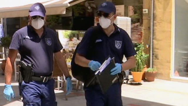 Σαρωτικοί έλεγχοι και πρόστιμα από την αστυνομία για μη τήρηση των μέτρων σε όλη την Ελλάδα