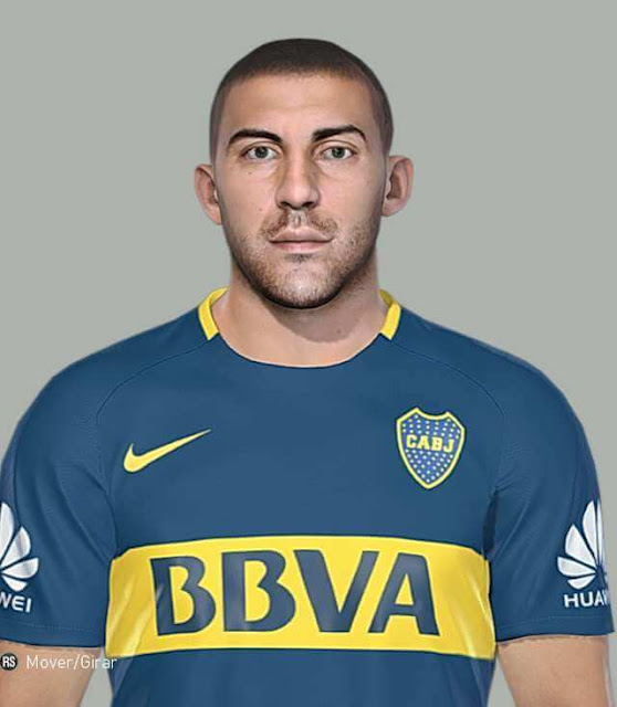 Ramón Ábila Face PES 2018